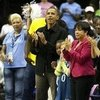 President Obama and Daughters&#039; Basketball Games