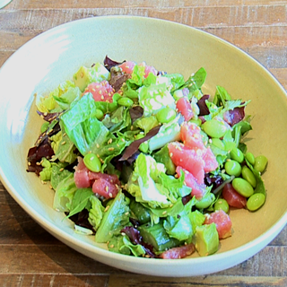 Dr. Weil's Tuna Sashimi Salad Recipe From True Food Kitchen