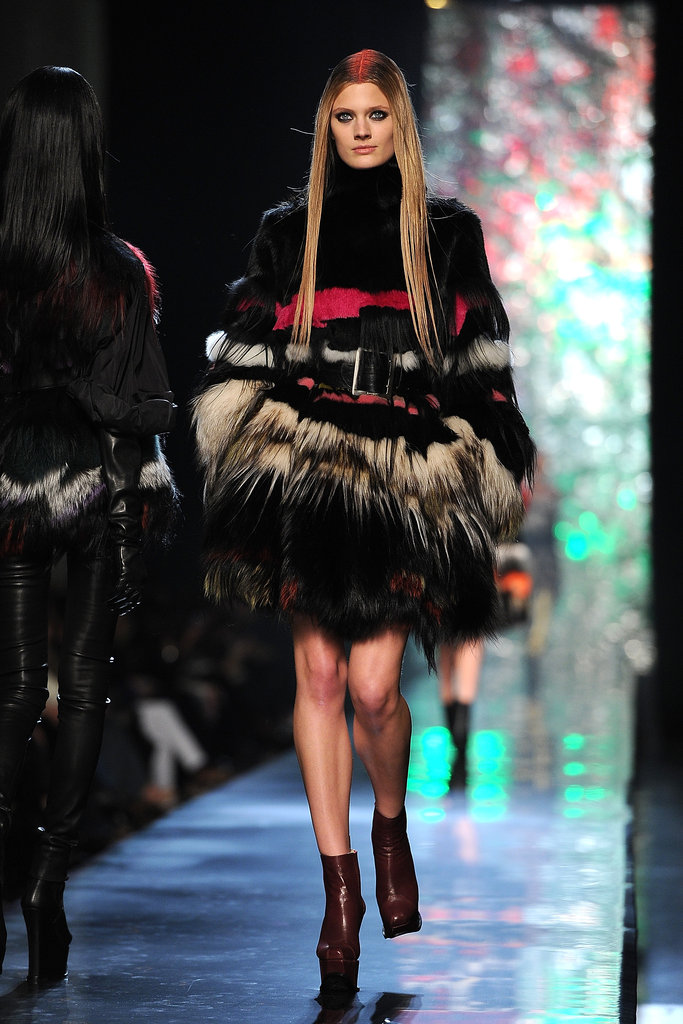 Jean Paul Gaultier Fall 2012