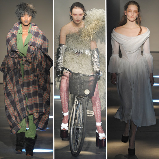 Vivienne Westwood Runway Fall 2012