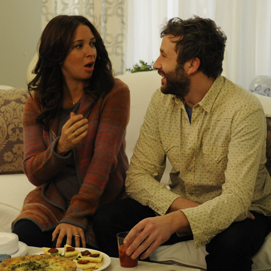 Maya Rudolph and Chris O'Dowd in Friends With Kids. Photo courtesy of Roadside Attractions
