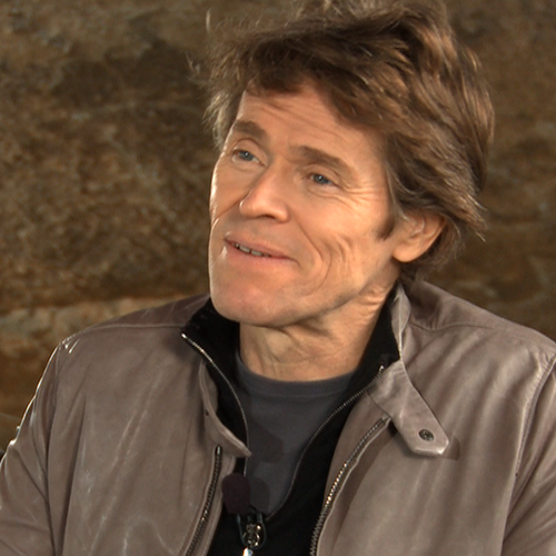 Willem Dafoe and Andrew Stanton Interview