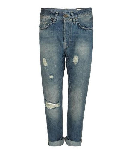 All Saints - Fuse Kick Jeans ($120)