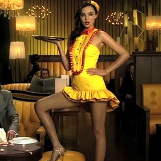 Miranda Kerr Singing in Japanese Lipton Commercial