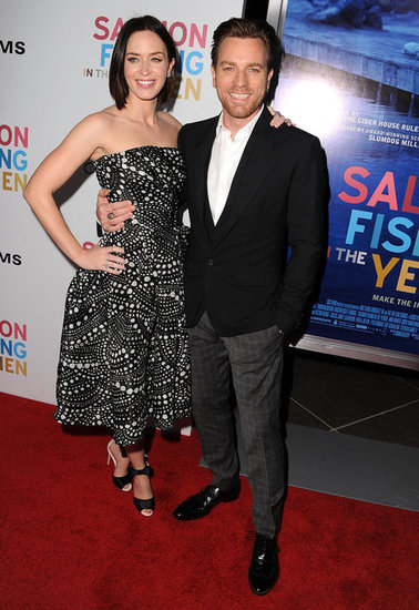 Ewan and Emily Bring Salmon Fishing in Yemen to LA