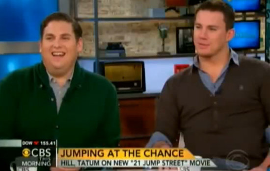 "Channing Tatum and Jonah Hill Share That They Became ""the Greatest Friends"" While Filming"