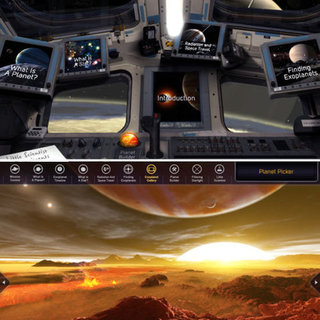 Journey to the Exoplanets iPad App