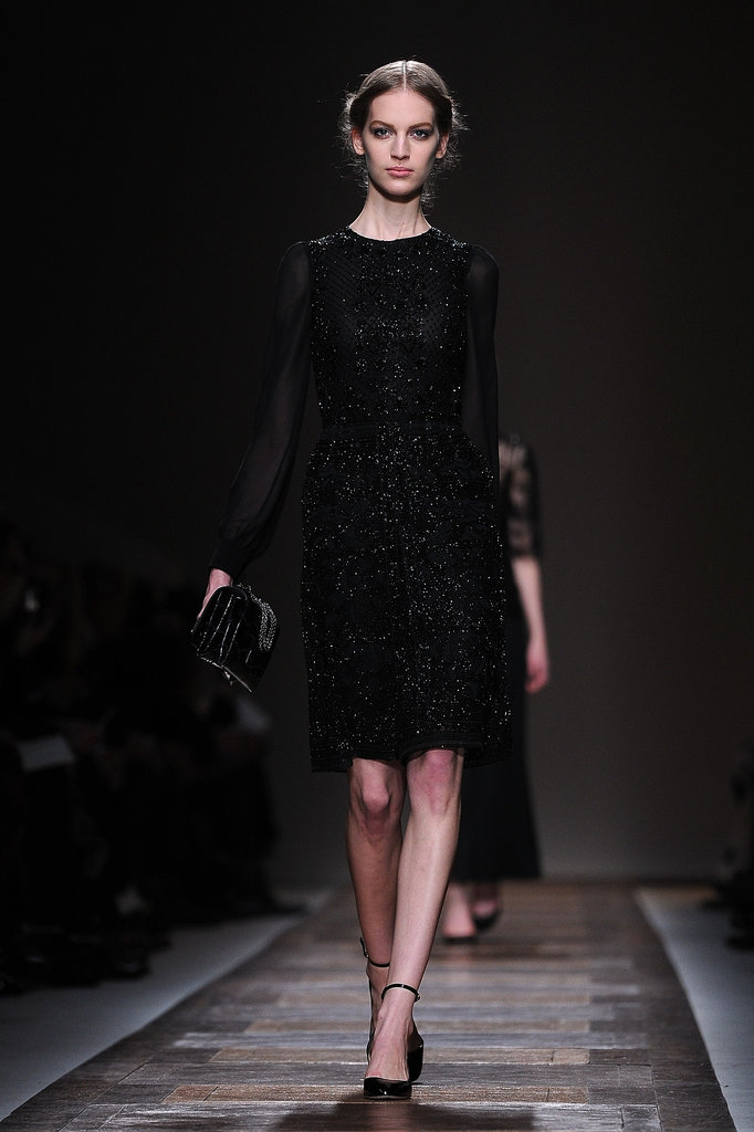 2012 A/W Paris Fashion Week: Valentino