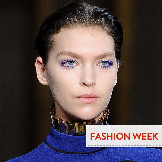 Baby's Got Blue Eyes at Stella McCartney Autumn/Winter 2012