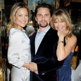 Kate Hudson and Matthew Bellamy Support the Hawn Foundation