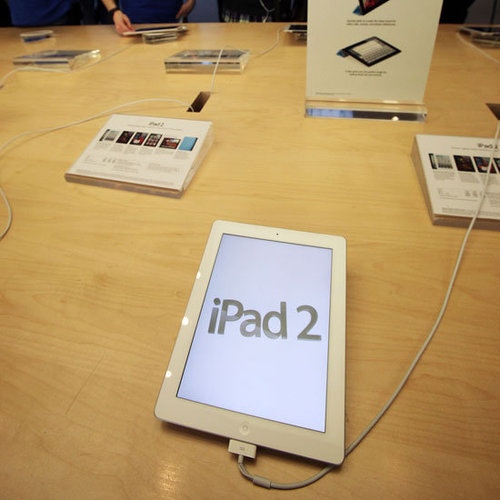 iPad 2 Price Lowered
