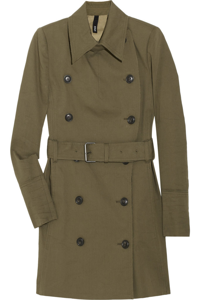 Edun Cotton Trench Coat ($160, originally $398)