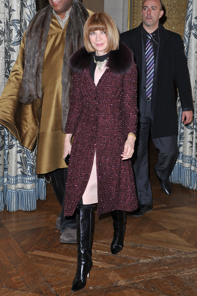 Anna Wintour at Stella McCartney