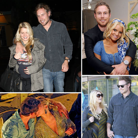 Jessica Simpson and Eric Johnson Welcome a Baby Girl — Look Back at Their Sweetest Couple Moments!