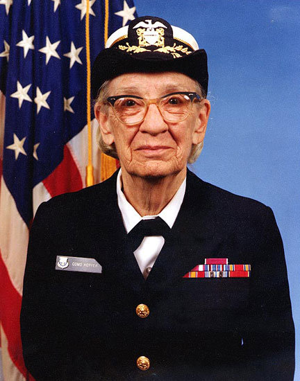 Grace M. Hopper