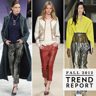 The Top A/W Trends From Paris Fashion Week