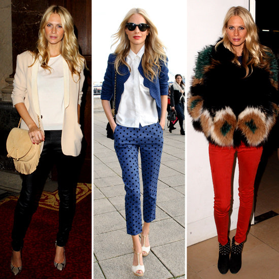 Poppy Delevingne Style