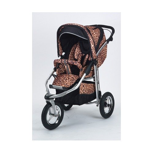 Baby Bling Design Metamorphosis Jogging Stroller Set in Viceroy ($500)