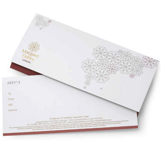 Margaret Dabbs Sole Spa Voucher