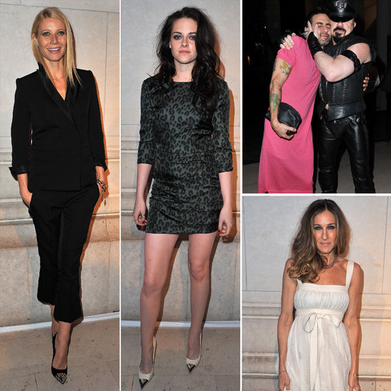 All the Celeb Style from Louis Vuitton - Marc Jacobs: Exhibition Party!