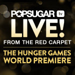 Watch The Hunger Games World Premiere LIVE on PopSugar!