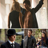 Vampire Diaries Sneak Peek: Shirtless Damon and Flashbacks!
