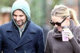Kate Hudson and Matthew Bellamy laughed together.