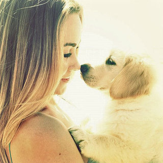 Lauren Conrad With Puppies Pictures