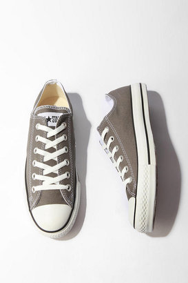 If you don't have a pair of Chucks yet, now is the time to invest. This gray hue is light enough for Spring, yet won't show any dirt stains.  Converse Gray Chuck Taylor All Star Low Sneaker ($45)