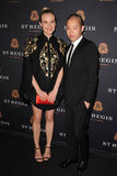 Diane Kruger with Jason Wu.