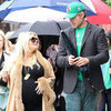 Jessica Simpson Pregnant St. Patrick&#039;s Day Pictures