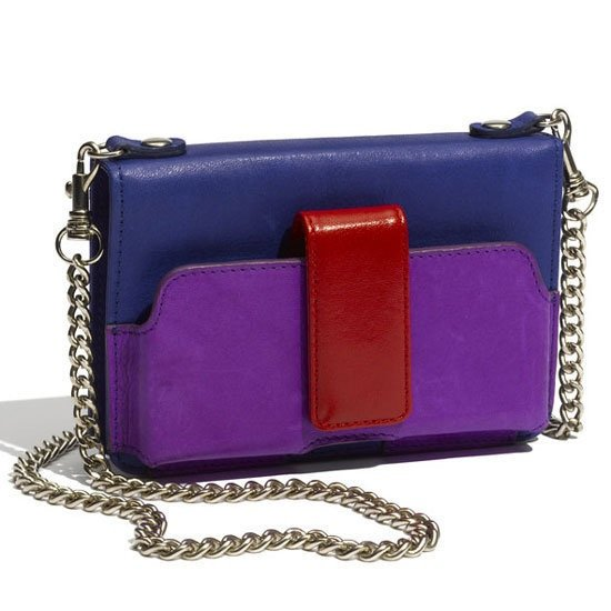 Kayla Color Block phone wallet ($88)