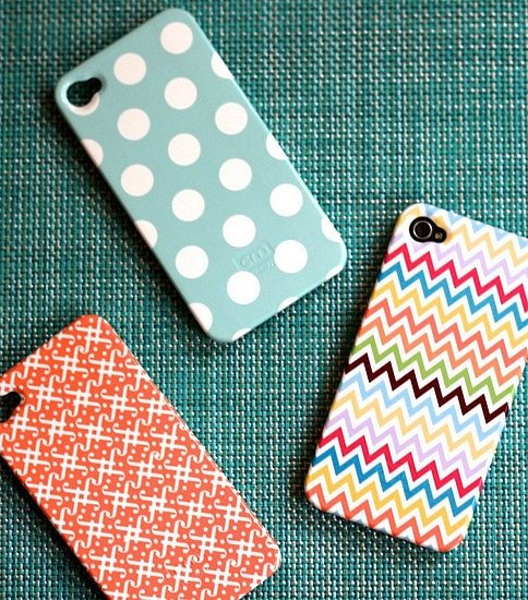 Pencil Shavings Studio's polka dots, chevron stripes, and fun prints ($40).
