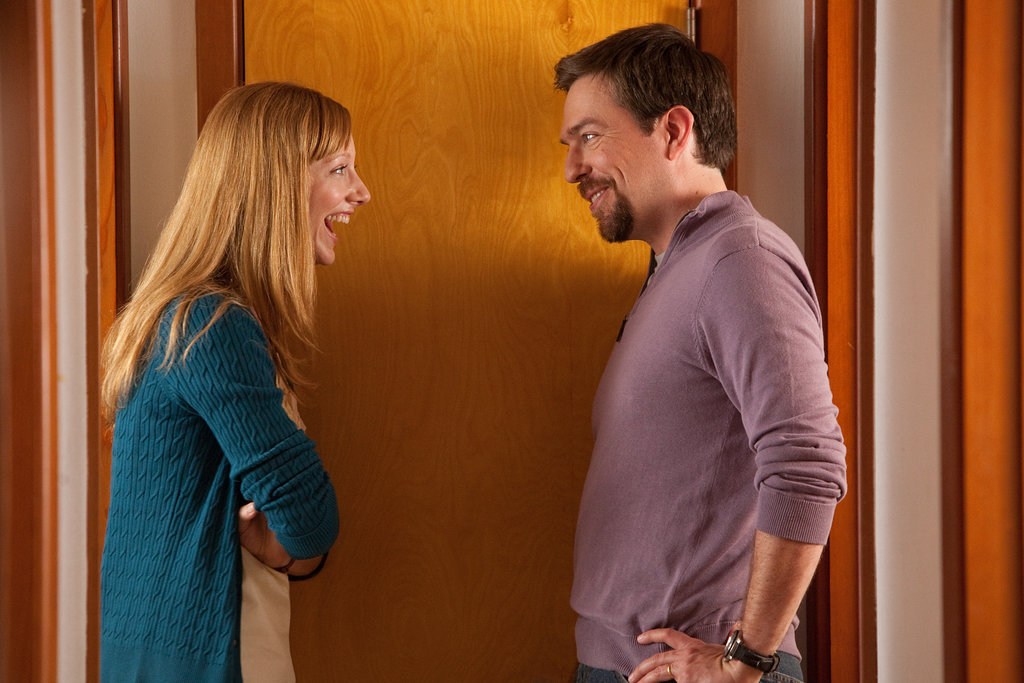 Judy Greer and Ed Helms in Jeff, Who Lives at Home. Photo courtesy of Paramount Pictures