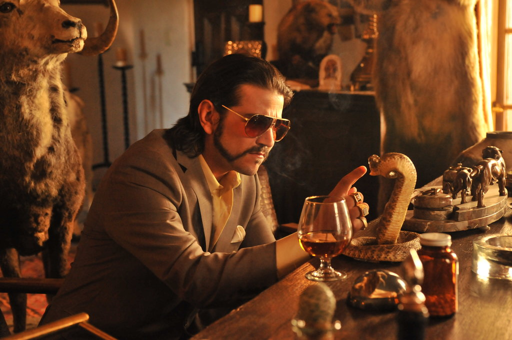 Diego Luna in Casa de mi Padre. Photo courtesy of Lionsgate
