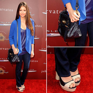 Nina Dobrev Mulberry Bag