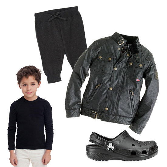 Get the Look: Knox's All Black Getup