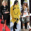 Trendy Smiley Faced-Fashion Pieces