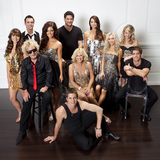 Meet the Celebrities on Dancing With the Stars 2012