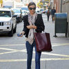 Miranda Kerr Dark-Red Purse
