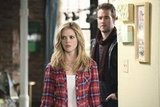 Dreama Walker and James Van Der Beek in Don&#039;t Trust the B---- In Apartment 23.