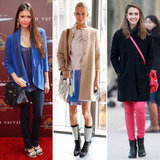 Celeb-Inspired Weekend Brights