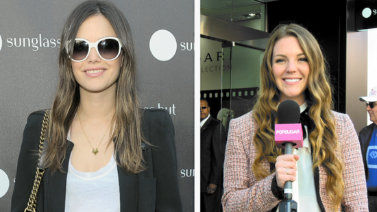 Rachel Bilson's Tips to Finding the Perfect Pair of Sunglasses!