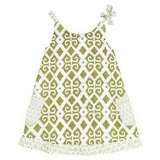 Masala Baby Soul Tie Ikat Dress