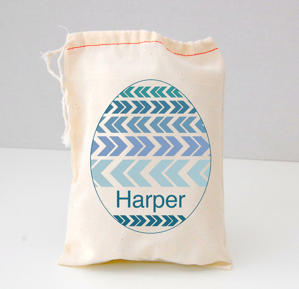 Geometric Arrow Easter Bag ($3)