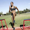 Olympian Natasha Hastings the 400 Meter Diva Interview