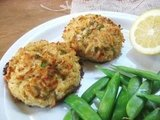 Authentic Maryland-Style Crab Cakes