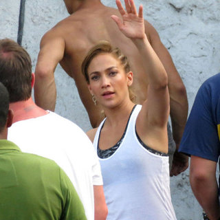 Jennifer Lopez in Acapulco Pictures