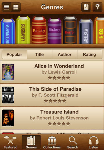 Free Audiobooks ($1.99)