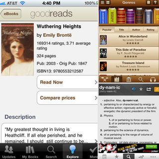 Best Book Phone Apps